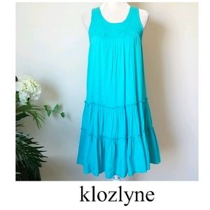 🌸 Klozlyne Embroidered Sundress